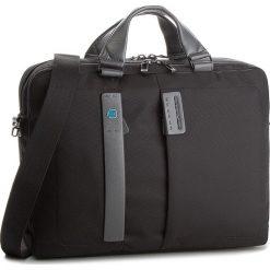 Torba na laptopa PIQUADRO - CA3347P16 Czarny. Czarne torby na laptopa marki Piquadro, z materiału. W wyprzedaży za 749,00 zł.