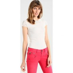 T-shirty damskie: Rosemunde Tshirt z nadrukiem ivory