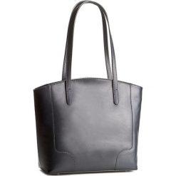 Torebka CREOLE - K10307 Grafitowy. Szare torebki klasyczne damskie Creole, ze skóry. W wyprzedaży za 259,00 zł.