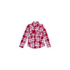 Koszule body: Koszula damska w kratę
