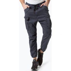 Bojówki męskie: Drykorn – Spodnie męskie – Hoop_2, niebieski
