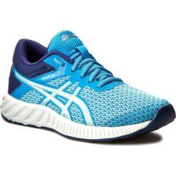 Buty ASICS - FuzeX Lyte 2 T769N Diva Blue/Silver/Indigo Blue 4393. Czarne buty do biegania damskie marki Asics. W wyprzedaży za 269,00 zł.