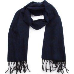 Szal JOOP! - Ferrante 10006009 405. Niebieskie szaliki damskie JOOP!, z materiału. Za 399,00 zł.