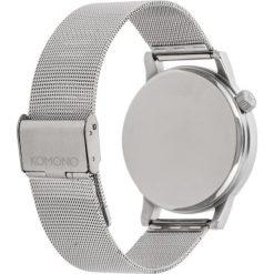 Zegarki męskie: Komono WINSTON Zegarek silver