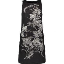 """Sukienki hiszpanki: Sukienka """"Rotterdam"""" w kolorze czarnym"""