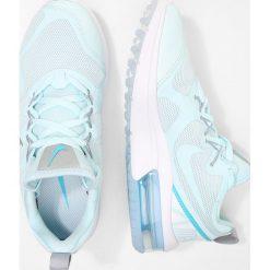 Buty do biegania damskie: Nike Performance AIR MAX FURY Obuwie do biegania treningowe glacier blue/metallic silver