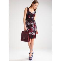 Sukienki hiszpanki: Adrianna Papell Sukienka z dżerseju red multi