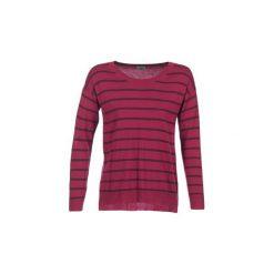 Swetry Benetton  MOZAD. Czerwone swetry klasyczne damskie marki Benetton. Za 103,20 zł.