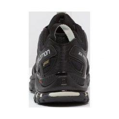 Salomon XA PRO 3D GTX Obuwie do biegania Szlak black/black/mineral grey. Czarne buty do biegania damskie Salomon, z gumy. Za 699,00 zł.