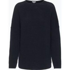 Marie Lund - Sweter damski, niebieski. Niebieskie swetry klasyczne damskie Marie Lund, xs, z bawełny. Za 179,95 zł.