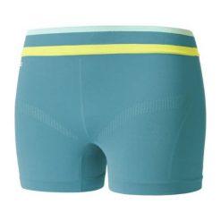 Bokserki damskie: Odlo Bokserki Panty Evolution Light turkusowe r. XS