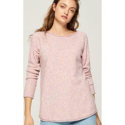 Gładki sweter - Różowy. Czerwone swetry klasyczne damskie Sinsay, s. Za 59,99 zł.