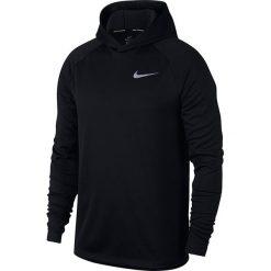 Bluza do biegania męska NIKE DRY RUNNING HOODIE / 891701-010. Czarne bluzy męskie rozpinane marki Nike, m. Za 159,00 zł.