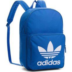 Plecak adidas - Bp Clas Trefoil DJ2172 Blue. Niebieskie plecaki męskie Adidas, z materiału, sportowe. Za 119,00 zł.