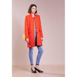 Płaszcze damskie pastelowe: CLOSED PORI Płaszcz wełniany /Płaszcz klasyczny orange lava