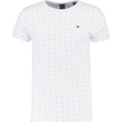 T-shirty męskie z nadrukiem: Scotch & Soda CLASSIC CREWNECK TEE Tshirt z nadrukiem weiss
