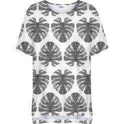 Colour Pleasure Koszulka damska CP-033 273 biało-czarna r. uniwersalny. T-shirty damskie Colour pleasure, uniwersalny. Za 76,57 zł.