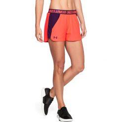 Spodnie sportowe damskie: Under Armour Spodnie damskie Pla Up Short 2.0 czerwone r. L (1292231-985)
