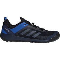 Buty trekkingowe męskie: Adidas Buty męskie Terrex Swift Solo granatowe r. 44 (CM7633)