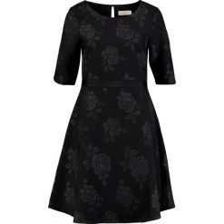 Sukienki hiszpanki: Cream NANDA DRESS Sukienka koktajlowa pitch black