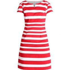 Sukienki hiszpanki: Betty & Co Sukienka letnia red/white