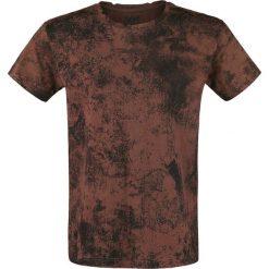 T-shirty męskie z nadrukiem: Black Premium by EMP Rebel Soul T-Shirt czerwony/brązowy