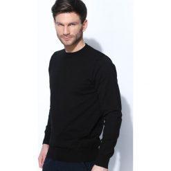 Swetry klasyczne męskie: Czarny Sweter I Got You