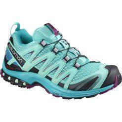 Salomon Buty damskie XA Pro 3D W Blue Curacao/Blue Bird/Dark Purple r. 40 (400896). Szare buty sportowe damskie marki Nike. Za 353,43 zł.