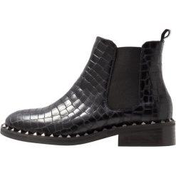 Helia Ankle boot new mexico nero. Czarne botki damskie skórzane Helia. Za 629,00 zł.