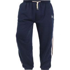 Spodnie dresowe męskie: BAD RHINO FASHION Spodnie treningowe navy