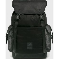 Strellson - Plecak. Czarne plecaki męskie Strellson, z materiału. W wyprzedaży za 449,90 zł.