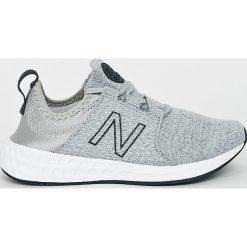 New Balance - Buty Wcruzhg. Szare buty sportowe damskie marki adidas Originals, z gumy. W wyprzedaży za 299,90 zł.