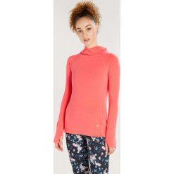 GAP HOOD Koszulka sportowa pink vibration. Czerwone t-shirty damskie GAP, xl, z elastanu, z długim rękawem. W wyprzedaży za 126,75 zł.