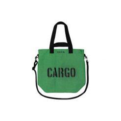Torba CLASSIC MEDIUM - kolory. Zielone shopper bag damskie CARGO by OWEE, z materiału, przez ramię, duże. Za 329,00 zł.