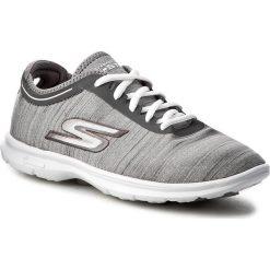 Buty SKECHERS - Vast 14227/GRY Gray. Szare buty do fitnessu damskie marki KALENJI, z gumy. W wyprzedaży za 209,00 zł.