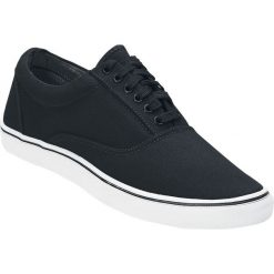 Brandit Sneaker Buty sportowe czarny/biały. Białe buty skate męskie Brandit, na sznurówki. Za 62,90 zł.
