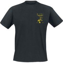 T-shirty męskie: Twenty One Pilots Title T-Shirt popielaty/czarny