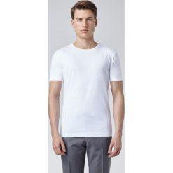 T-shirty męskie: Baldessarini 2 PACK Tshirt basic weiß