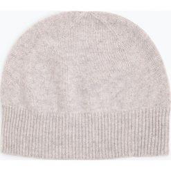 Apriori - Damska czapka z czystego kaszmiru, szary. Niebieskie czapki damskie marki Apriori, l. Za 179,95 zł.