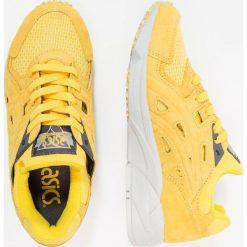 Asics Tiger GELDS TRAINER OG Tenisówki i Trampki taichi yellow. Żółte tenisówki damskie Asics Tiger, z materiału. W wyprzedaży za 412,30 zł.