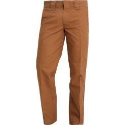 Chinosy męskie: Dickies Spodnie materiałowe brown duck