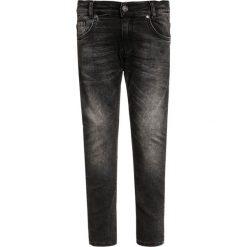 Blue Effect 5 POCKET ULTRA STRETCH Jeans Skinny Fit black denim. Szare jeansy męskie relaxed fit marki Blue Effect, z bawełny. Za 169,00 zł.