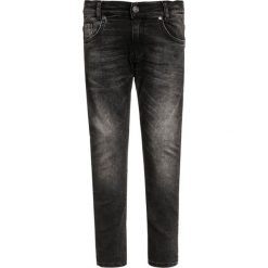 Blue Effect 5 POCKET ULTRA STRETCH Jeans Skinny Fit black denim. Czarne jeansy męskie relaxed fit Blue Effect. Za 169,00 zł.