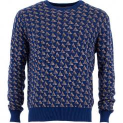 """Bluza """"West Of The West"""" w kolorze granatowym. Niebieskie bluzy męskie rozpinane 4funkyflavours Women & Men, l, z bawełny. W wyprzedaży za 218,95 zł."""