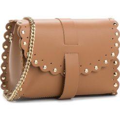Torebka CREOLE - K10485 Koniak. Brązowe torebki klasyczne damskie Creole, ze skóry. W wyprzedaży za 129,00 zł.