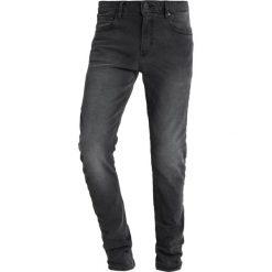 Scotch & Soda SKIM FALLEN HERO Jeans Skinny Fit fallen hero. Czarne rurki męskie Scotch & Soda, z bawełny. Za 459,00 zł.