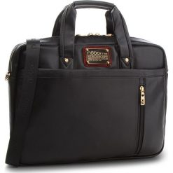 Torba na laptopa NOBO - NBAG-F0522-C020 Czarny. Czarne torby na laptopa marki Nobo, ze skóry ekologicznej. W wyprzedaży za 169,00 zł.