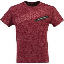 """T-shirty męskie z nadrukiem: Koszulka """"Jagora"""" w kolorze czerwonym"""