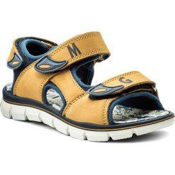 Sandały męskie: Sandały PRIMIGI - 1396033 S Giallo
