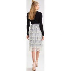 Spódniczki plisowane damskie: Navy London PATRICIA Spódnica plisowana grey